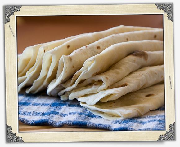 Кыстыбый - Татарские блюда